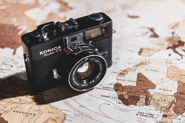 地図+カメラ